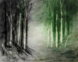 ARBRES Peinture 10