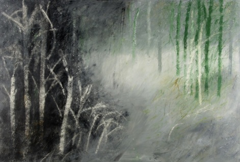 ARBRES Peinture 12