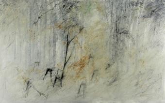 ARBRES Peinture 13