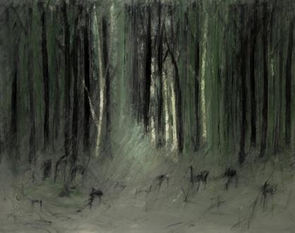 ARBRES Peinture 9