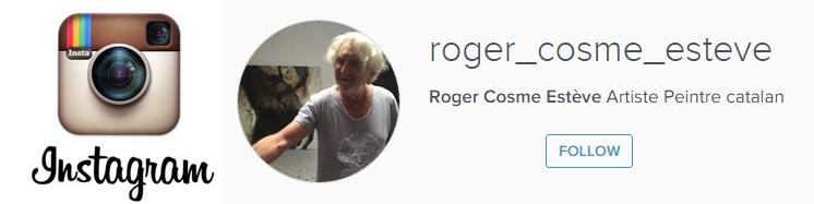 Roger Cosme Estève est sur Instagram. Suivez son actualité en images et en peintures.